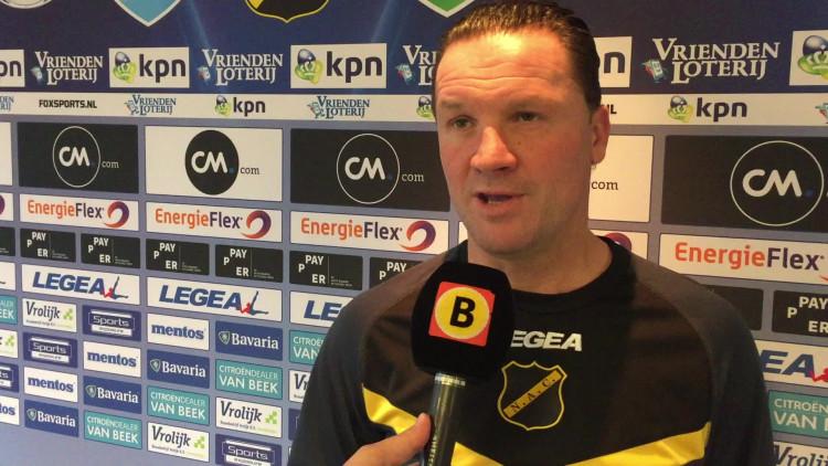 Stijn Vreven beschouwt voor op de derby tegen Willem II