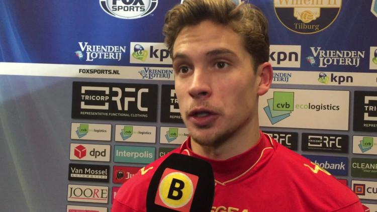 Nigel Bertrams snapt dat beladen sfeertje bij Willem II-NAC hoort: 'Zijn toch aartsrivalen'