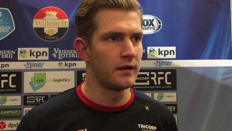 Mattijs Branderhorst betrokken bij opstootje Willem II-NAC: 'Niet zo'n big deal'