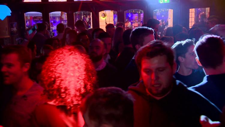 Tilburg gaat met grote feesten het nieuwe jaar in.