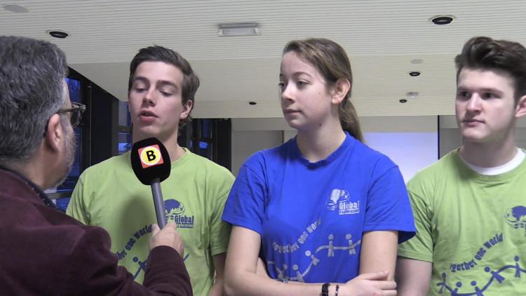 Eindhovense scholieren over hun stage in Afrika en Azië