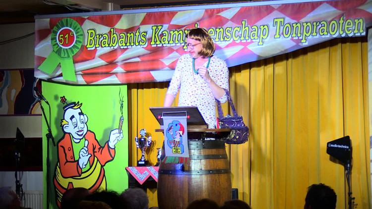 Berry Knapen meest succesvolle tonpraoter aller tijden na winst op 51e Brabants kampioenschap