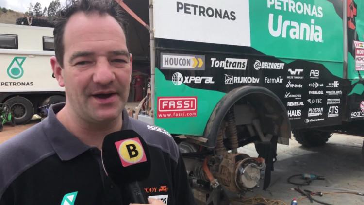 'Gerard de Rooy had hier eigenlijk bij moeten zijn', zegt teamgenoot Ton van Genugten