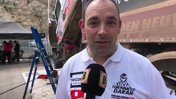 Groeten uit Dakar 1 - 'Ik doe de groeten aan mijn vrouw Eefke...'