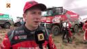 Voor de start van de zevende etappe in de Dakar Rally vertelt Janus van Kasteren wat hem te wachten staat