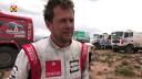 Maurik van den Heuvel spreekt zijn verwachtingen uit voor de zevende etappe in Dakar Rally