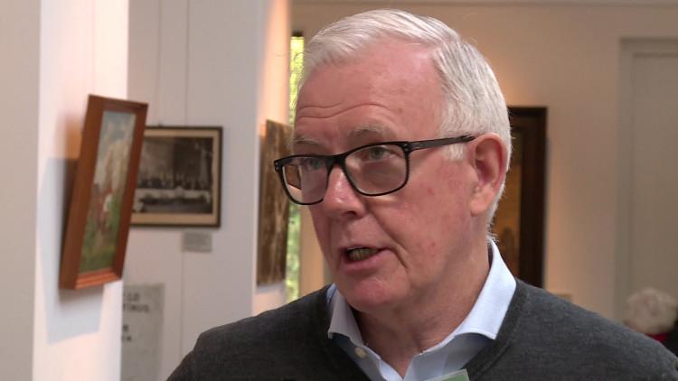 Oude ambtsketen laatste burgemeester Princenhage opgedoken in nieuw museum