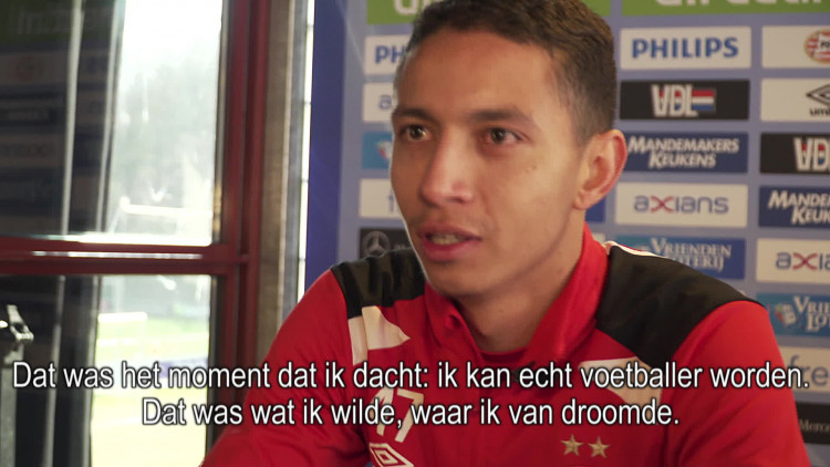 Mauro Júnior wil via PSV naar wereldtop én wereldkampioen worden