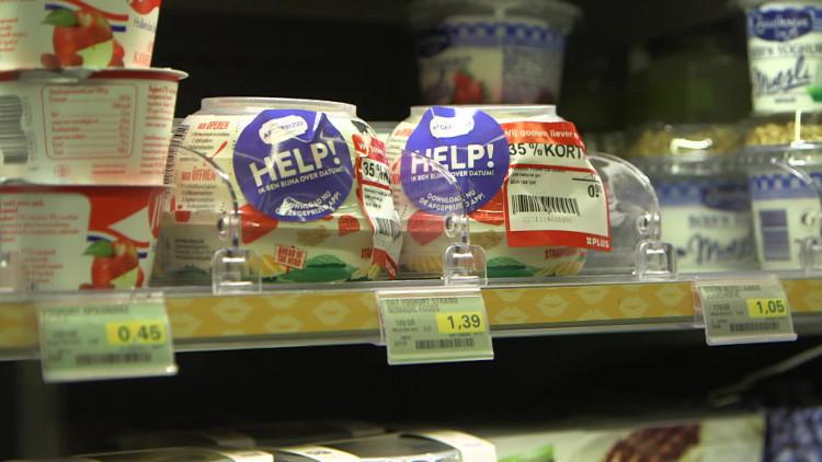 August de Vocht ontwikkelde de app NoFoodWasted om voedselverspilling tegen te gaan