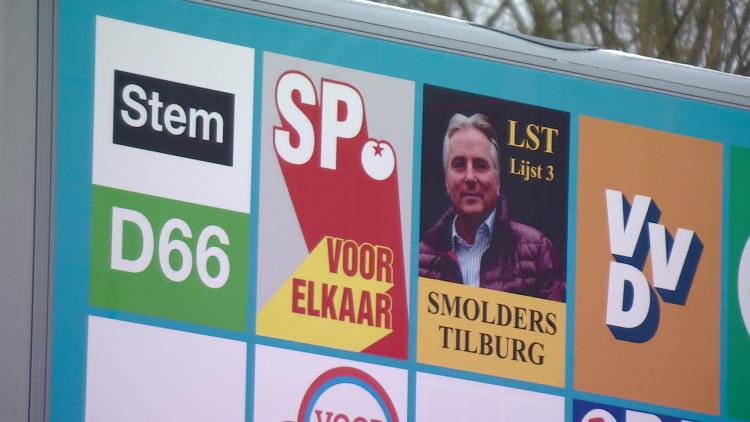 Smolders noemt D66 in Tilburg dictators
