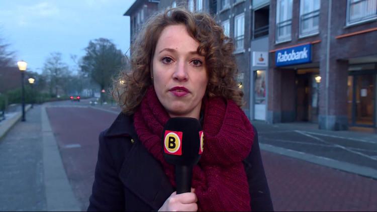 In de Rabobank in Oudenbosch zijn kluisjes leeggeroofd
