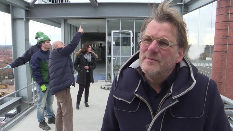 Gertjan Meeuws over Seven Steps to Heaven in Eindhoven
