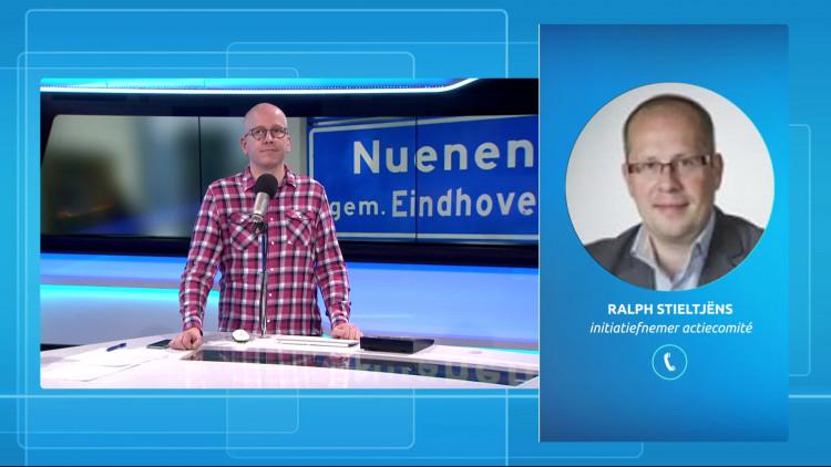 'Inwoners van Nuenen leggen zich niet neer bij verplichte fusie met Eindhoven', raadslid Ralf Stultiëns over oprichting actiecomité