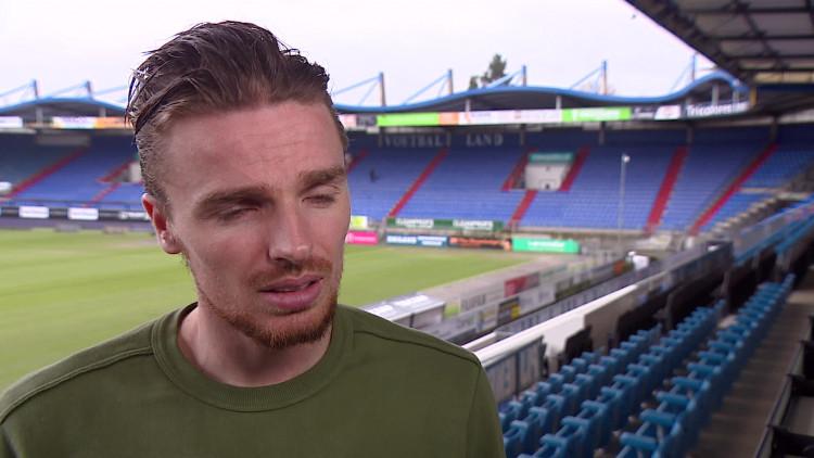 'Zaterdag de pollen uit het veld lopen', Ben Rienstra weet wat fans van Willem II verwachten