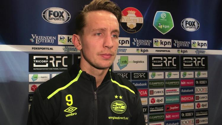 Luuk de Jong schaamt zich voor PSV na blamage tegen Willem II: 'Alleen maar goed dat het dan 5-0 wordt'