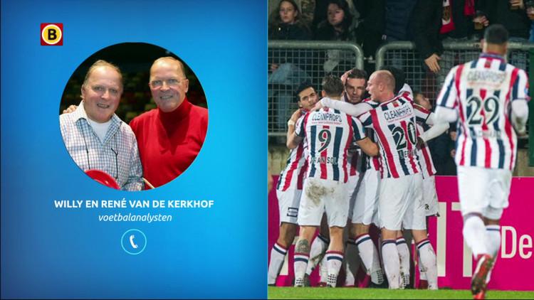 Willy en René schamen zich diep voor PSV na echec tegen Willem II