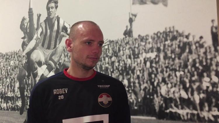 Willem II'er Elmo Lieftink speelde tegen PSV zijn beste wedstrijd ooit