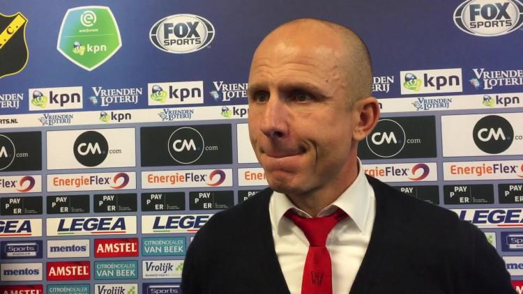 Reinier Robbemond na NAC Breda - Willem II