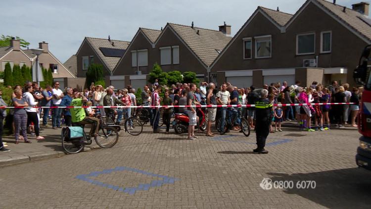 Wie stak Eindhovense basisschool in brand? Politie heeft nieuwe aanwijzing.