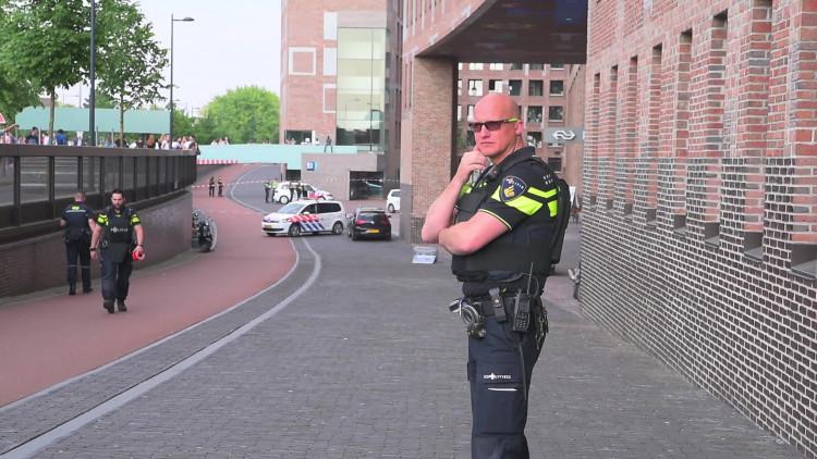 Station Breda ontruimd na bommelding