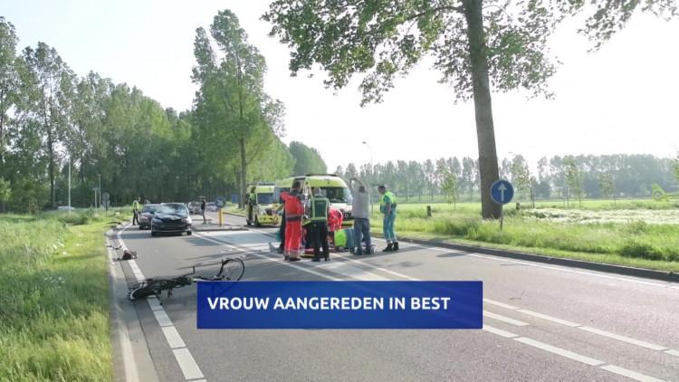 Fietsster (53) overleden na botsing met auto in Best
