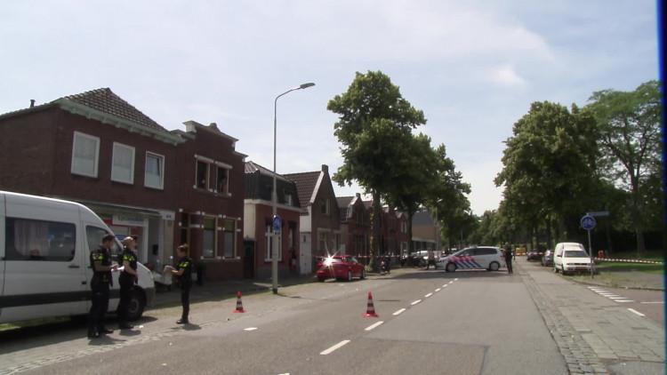 Schietpartij op klaarlichte dag op straat in Roosendaal