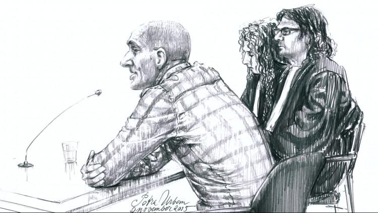 Jos de G. veroordeeld tot 12 jaar voor doden en verkrachten Nicole van den Hurk