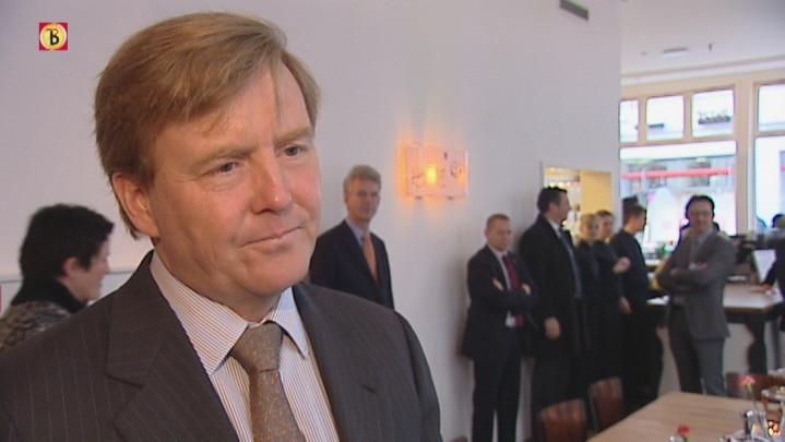 Gesprek met Prins Willem-Alexander