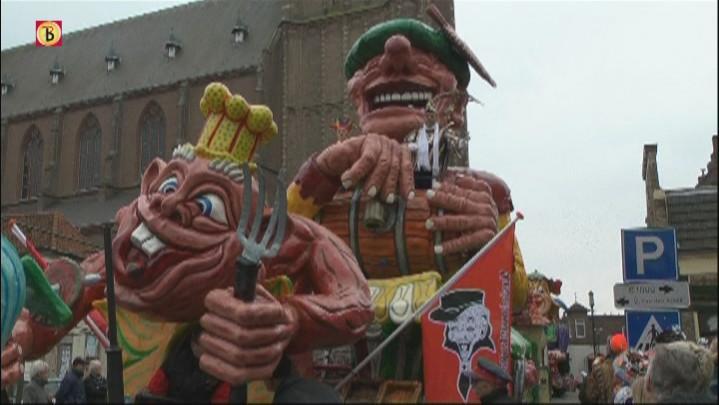 Zaterdag: Optocht Oud Gastel (Vastelaovedzottelaand)