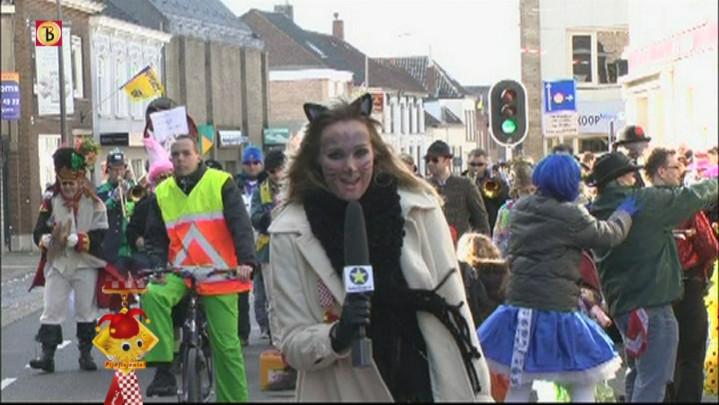 Zondag: Optocht Oudenbosch (Puitenol)