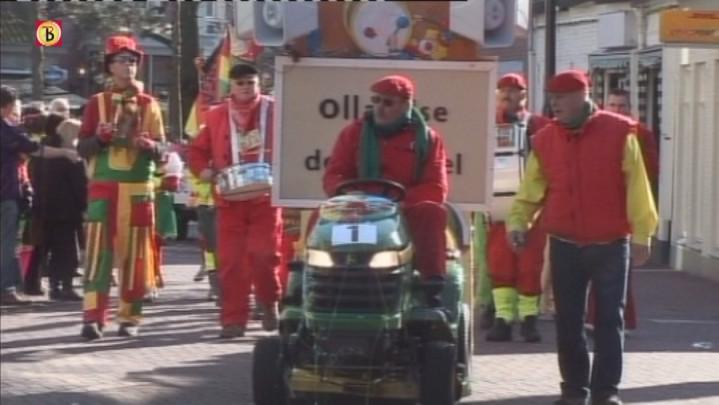 Zondag: optocht Sint-Oedenrode (Papgat)