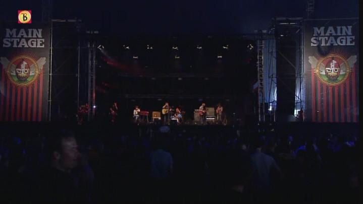 Optreden Tim Knol op Paaspop 2011