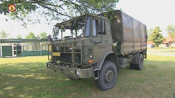 Een soortgelijke truck was bij het ongeval betrokken