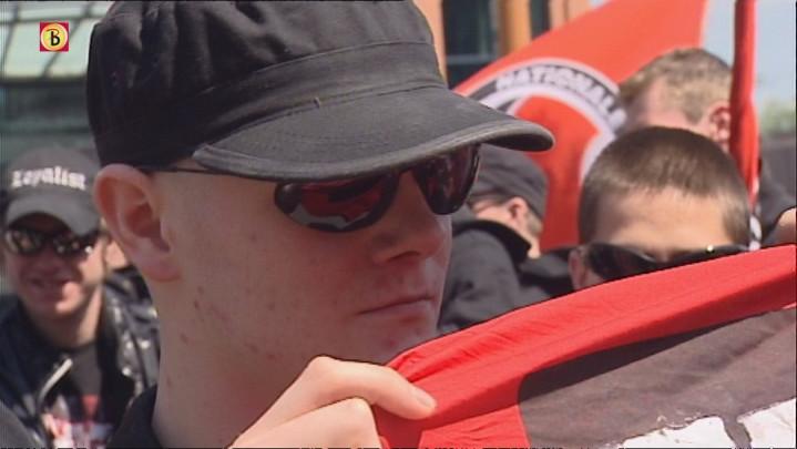 Commotie over NVU-demonstratie in Helmond
