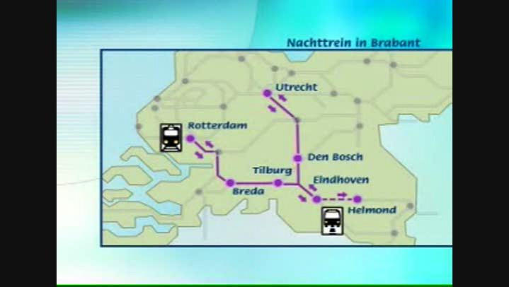 Verslaggever Thijs van Son schetst de situatie tussen de steden en de provincie.