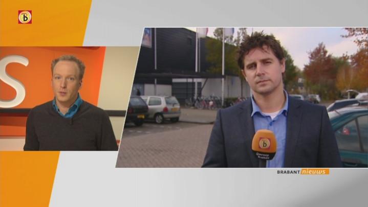 Verslaggever Steef van Stiphout in Tilburg